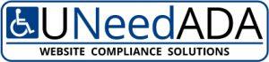 UNeedADA Web Logo